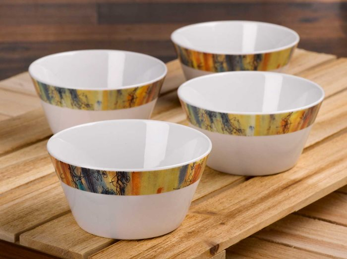 Banyan Trees - Oatmeal Bowl, Set of 4 preview